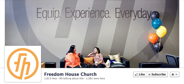 Choosing A Facebook Cover Photo Church Juice